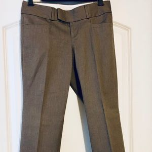 Banana Republic Factory Ryan fit pants, size 0
